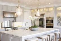 Kitchen / by erika blank @ style me green