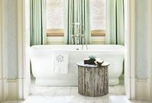 Bath / by erika blank @ style me green