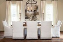 Dining Room / by erika blank @ style me green