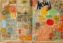 Art Journals / by Stacy Spangler