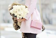 "Fashion / ""A girl should be two things: classy and fabulous.""  Coco Chanel"