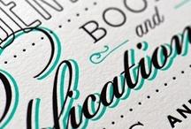   graphic design   / logos, print, etc. / by Lyndsey Pase