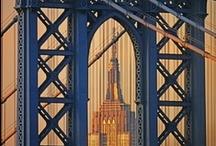 NYC / by Nancy Dearr