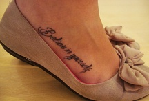 Inked Ideas / Express Yourself / by Denise Franco