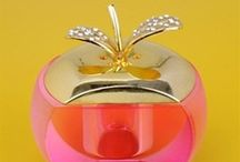 Vintage perfume bottles... / by Val Saranchuk