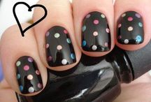 Nailed it! / As a future nurse, I must moarn the loss of polished nails / by Denise Franco