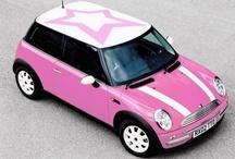 Pink Car / by Kirsten Gylling Kyø
