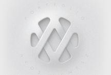 logo / by hock .