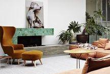 DISEÑO DE INTERIORES / Interiores decorados con criterio, estetica y funcionalidad. ¡¡¡ inspitrate !!!