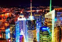 New York City / The energy and beauty of NYC - it's best place in the world.