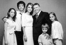 King Abdullah and Queen Rania of the Hashemite Kingdom of Jordan