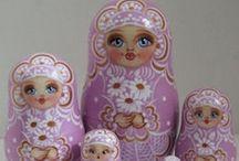 Dolls & Teddy Bears! / by Val Saranchuk