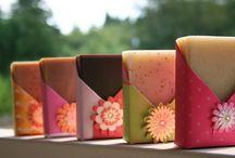 Handmade soaps  / by Linda Casey