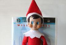 Elf on the Shelf / by Lourdes Escobar