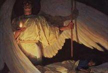 Angels / by Cheryl Silva Burrhus