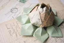 L'Art de Papier / origami / by Lauren Priest