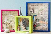 Souvenirs de Voyage / ways to save those precious memories! / by Lauren Priest