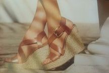 Marcher Sur la Terre / Shoes are like friends, they can support you, or take you down. / by Lauren Priest