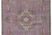Vintage Rugs / Beautiful vintage rugs
