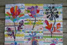 Applique / Applique blocks and quilts that I like :) / by Amy Ellis