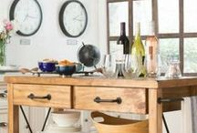 Kitchen / Kitchen hacks for storage, cleaning, organization, etc.