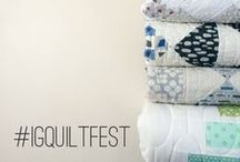 Online Quilt Festival / Quilts from the ongoing online festival that I want to share with all of you! / by Amy Ellis