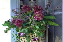 Flowers Forever / Real and Quality faux flowers, silk and dried, arrangements, wreaths and topiary ideas