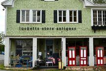 Get It Here / Favorite shopping destinations, antiques, vintage, garden, home decor, fashion