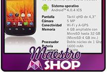 Maestro Shop, Balmes 10 Palencia / Todo esto y mucho más en la tienda Maestro Shop en Palencia. 979 102357 o www.maestroshop.es