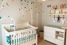 oh BOY! / Ideas for a new baby boy! Baby shower, nursery, decoration, and art work :)