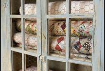 Quilt Storage / by Amy Ellis
