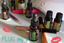 Essential oils / by Brooke Cash