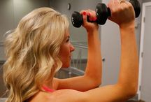 i work out / by Brooke Cash