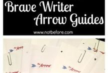 Brave Writer Lifestyle / Follow to keep up with a variety of activities and ideas to support your Brave Writer Lifestyle.