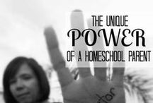 For the Homeschool Parent / Thoughts, encouragement and ideas for the homeschooling parent.