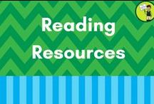 Reading Resources / Resources that relate to the subject area of reading.