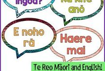 Te Reo Maori Resources and Ideas / Te Reo Māori ideas, blog posts, resources, activities, strategies and educational teaching materials for school and home use! Great for Maori Language Weeek activities.