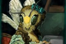 Illustration & Art by Anjeanette Illustration / www.AnjeanetteIllustration.com