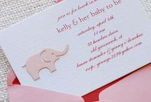 Birth Announcements / Luscious Verde birth announcements- truly custom and unique designs