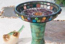 Garden stuff/ideas..... / by Renee Boccelli-Burns