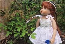 Dolls / Doll crafts, doll patterns, dolls I own, dolls I love / by Janet Wolf
