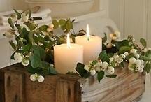 Candles/lanterns / by Virpi Janhunen