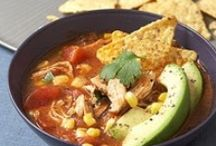 Food & Drink - comfort me with soup