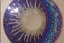 mosaics of gorgeousness / by Renee Boccelli-Burns