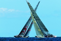 M/Y , S/Y, Boating of Style /  Joy to see wind on the water.  16+ years affiliated with Maxi Yacht Racing: Maxi Yacht Boomerang World Champion. / by Jane Drake Hale