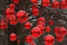 RED / red is a force for artists / by Jane Drake Hale