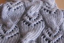 CK-Knitting Stitches- / by Pat May Arend