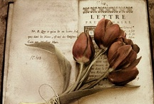Old books in decoration / by Virpi Janhunen