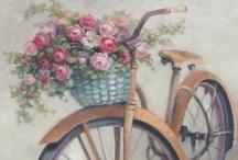 Bikes & flowers / by Virpi Janhunen