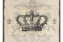 Crown deco / by Virpi Janhunen